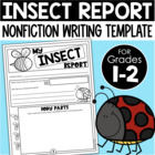 My Insect Report