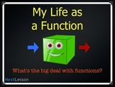 My Life As A Function -- 21CMP Recommended
