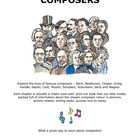 My Little Book of Composers
