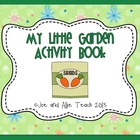 My Little Garden Activity Book