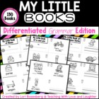 My Little Grammar Books {Differentiated Edition}