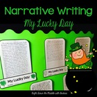 My Lucky Day {Narrative Writing Prompt for St. Patrick's Day}