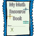 Math Reference - My Math Reference Book