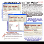 My Multiple Choice Test Maker