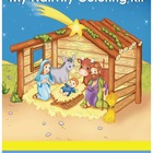 My Nativity Coloring Kit