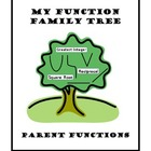 My Parent Function Family Tree