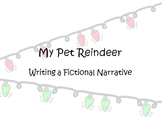 My Pet Reindeer Narrative PowerPoint