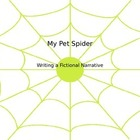 My Pet Spider Narrative PowerPoint