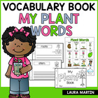 Mi Planta de vocabulario Booklet