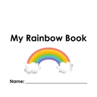 My Rainbow Book - Color Identification and Sorting
