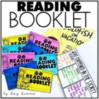 My Reading Booklet (Reading Response Activities)