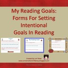 My Reading Goals