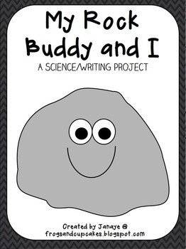 My Rock Buddy and I: A Science/Writing Project