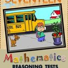 My School MATH Reasoning Tests Grade 2 & 3