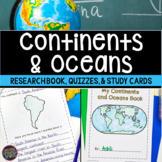My Seven Continents Book