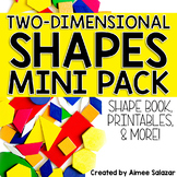My Shape Book (2D Shapes)-Common Core Aligned