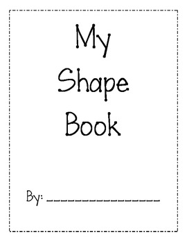 Bewitching image inside printable shape book