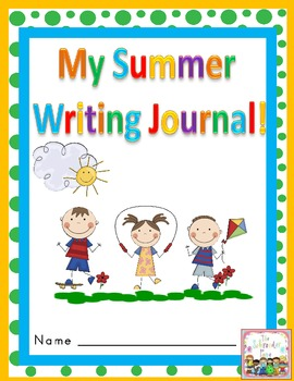 My Summer Writing Journal