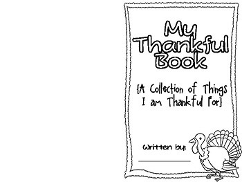 My Thankful Book {A Collection of Things I am Thankful For}