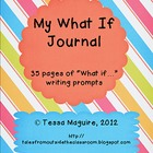 My What If Journal