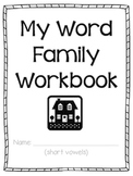 My Word Family Workbook