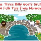 My World High Frequency Word Books: The Three Billy Goats 
