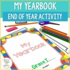 My Yearbook {End-of-the-Year Memory Book}