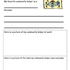 My favorite community helper