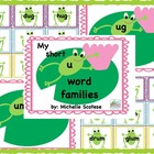 My short u word families