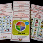 MyPlate Activity Cards