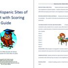 Mysterious Places- Modern Marvels of Hispanics with Scoring Guide