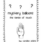 Mystery Balloons: The Sense of Touch