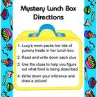 Mystery Lunch Box Inference Activity