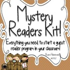 Mystery Readers Kit