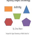 Mystery Shapes Activity