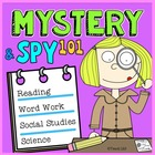Mystery Unit: SPY 101