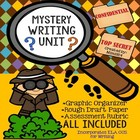 Mystery Writing Graphic Organizer