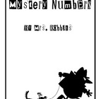 Mystery and Detective Theme Numbers 1-24