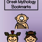 Greek Mythology Bookmarks