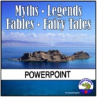 Myths, Legends, Fables and Folktales PowerPoint