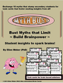 Myths and Mental Makeovers for Secondary School Lessons