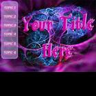 NEBULA (PINK & PURPLE) POWERPOINT TEMPLATE