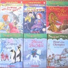 NEW Magic Tree House Dragon Penguin HOUR OF THE OLYMPICS s