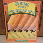 NEW Teacher Resource: Writing in the Content Areas, Grade 6