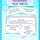 NOVEL RESPONSE CARDS
