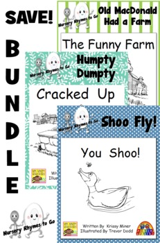 NRTG Guided Reading Bundle I: 15 Printable Levelled Texts