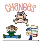 "NSW-DET COGs Unit- ES1 (C) ""Changes"" Activity Book"