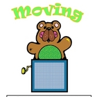 "NSW-DET COGs Unit- ES1 (F) ""Moving"" Activity Book"