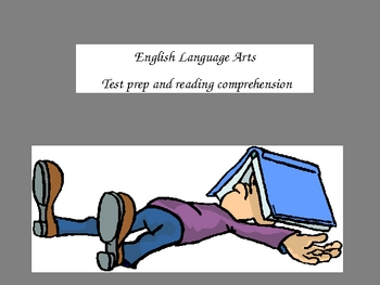 NYS ELA test prep Reading comprehension practice PowerPoint