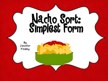 Nacho Math Center: Simplest Form